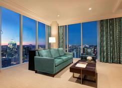 Fairmont Austin - Austin - Living room
