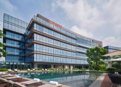 The Oct Harbour, Shenzhen - Marriott Executive Apartments - Shenzhen - Edificio