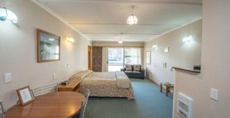 أمبر كورت موتل - نيو بليموث - غرفة نوم