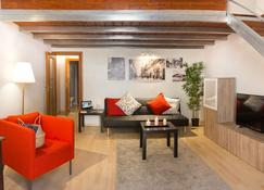 Casa Siciliana 01 - Noto - Living room