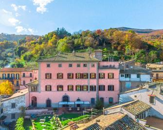 Palazzo Catalani Resort - Soriano nel Cimino - Edificio