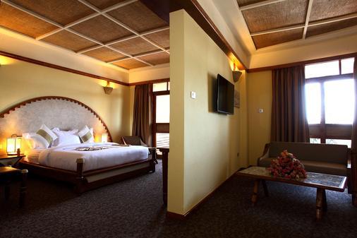 Nega Bonger Hotel - Addis Abeba - Schlafzimmer
