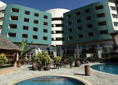 Nega Bonger Hotel - Addis Ababa - Building