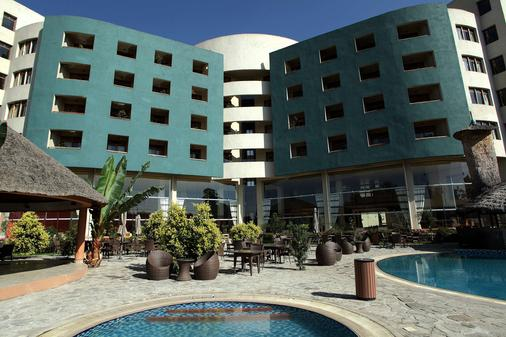 Nega Bonger Hotel - Addis Abeba - Gebäude