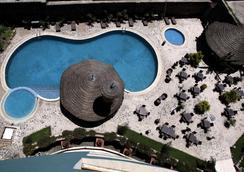 Nega Bonger Hotel - Addis Abeba - Pool