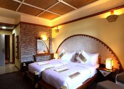 Nega Bonger Hotel - Addis Ababa - Bedroom