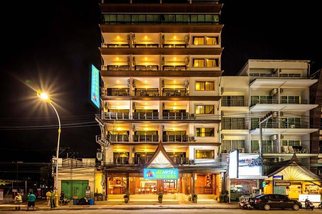Az Hotel Patong - Patong - Building