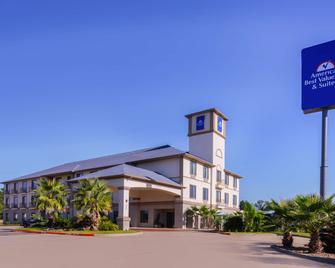 Americas Best Value Inn & Suites Livingston - Livingston - Building