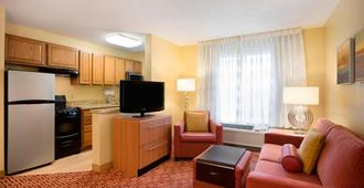 Towneplace Suites Houston Energy Corridor/Katy Freeway - Houston - Oturma odası