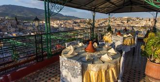 Riad El Bacha - Fez - Balkong