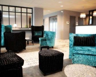 Brit Hotel Le Galion - Binic - Lobby