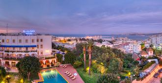 El Minzah Hotel - Tangier - Bể bơi