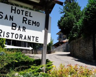 Hotel San Remo - San Zeno di Montagna - Building