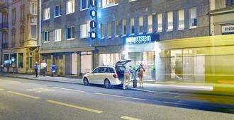 โรงแรมเวตต์ซไตน์ - บาเซิล