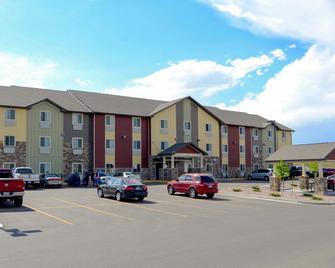 My Place Hotel- Cheyenne, WY - Cheyenne - Building