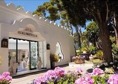 La Scalinatella - Capri - Außenansicht