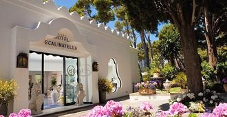 Hotel La Scalinatella - Capri - Outdoor view