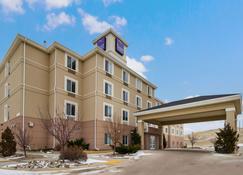 Sleep Inn & Suites - Rapid City - Edifício