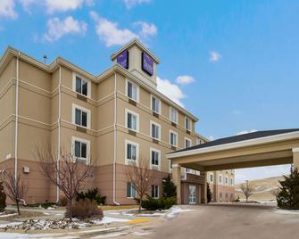 Sleep Inn and Suites Rapid City - Рапід-Сіті - Building