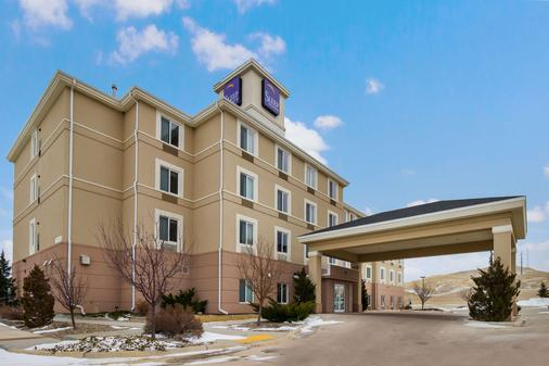 Sleep Inn & Suites - Rapid City - Building