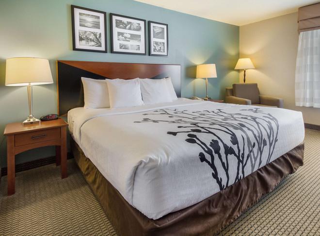 Sleep Inn & Suites - Rapid City - Bedroom