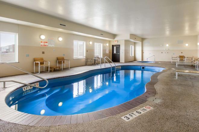 Sleep Inn & Suites - Rapid City - Pool
