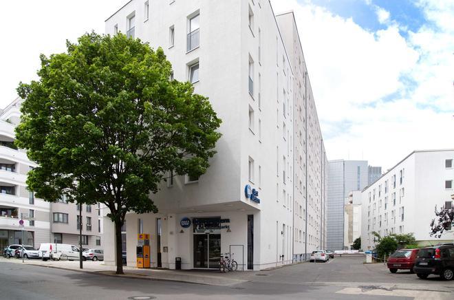 斯比特爾馬克西佳飯店 - 柏林 - 建築