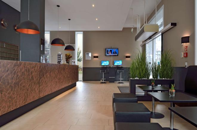 斯比特爾馬克西佳飯店 - 柏林 - 大廳