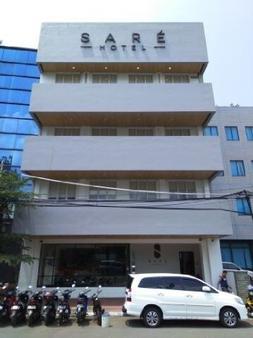 Sare Hotel - Jakarta - Building