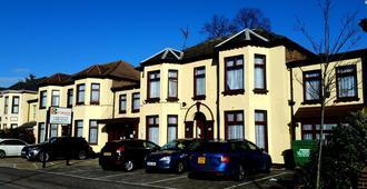 Best Inn Hotel - Ilford - Edificio
