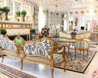 Kamiseta Hotel - Baguio - Lounge