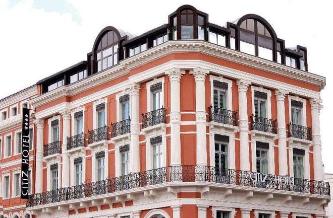Citiz Hotel - Tolosa - Edificio