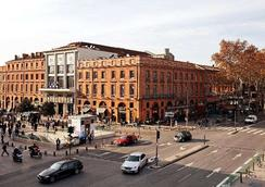 Citiz Hotel - Toulouse - Outdoors view