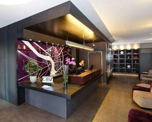 Citiz Hotel - Toulouse - Front desk