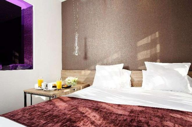Citiz Hotel - Tolosa - Camera da letto