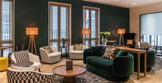 The Resident Soho - Londres - Sala de estar