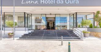 Luna Hotel Da Oura - אלבופרה - בניין