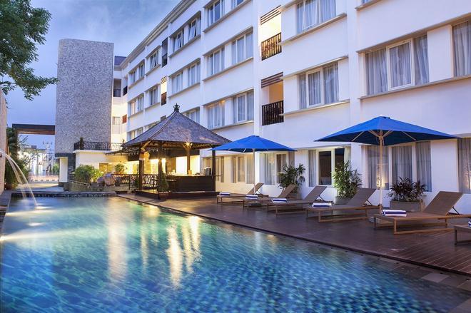Natya Hotel - Κούτα - Πισίνα