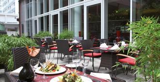 Lindner Hotel Dom Residence - Colônia - Pátio