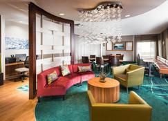 SpringHill Suites by Marriott Bentonville - Bentonville - Σαλόνι