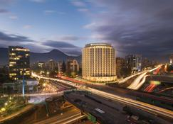 DoubleTree by Hilton Santiago Kennedy - Santiago - Outdoor view
