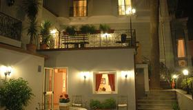 Villa Margherita - Nápoles - Edificio