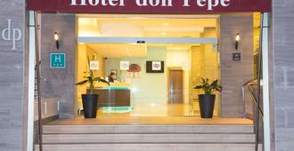 Hotel Don Pepe - Adults Only - El Arenal (Mallorca) - Edificio