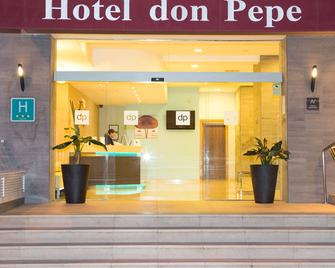 Hotel Don Pepe - Adults Only - El Arenal - Building