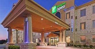 Holiday Inn Express Hotel & Suites Oklahoma City Northwest, An IHG Hotel - Oklahoma City - Building