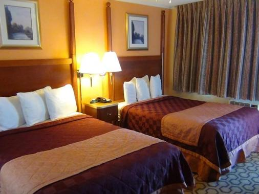 Alpine Inn and Spa - South Lake Tahoe - Phòng ngủ