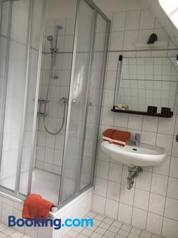 Das Kleine Hotel Weimar - Weimar - Phòng tắm