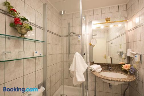 Hotel am Luisenplatz - Potsdam - Phòng tắm