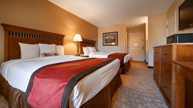 丹佛東南貝斯特韋斯特酒店 - 萊克伍德 - 萊克伍德 - 臥室