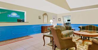 Days Inn by Wyndham Spartanburg - Spartanburg - Lobby